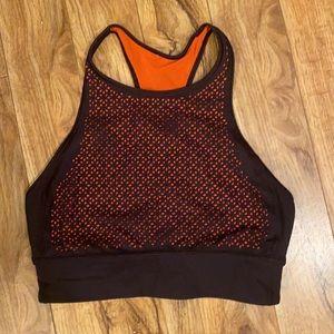 Lululemon high neck sport bra - size 6